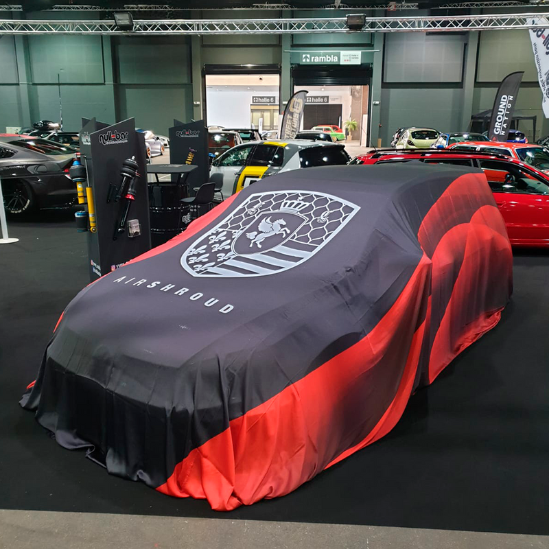 Bespoke Reveal Specialised Indoor Car Cover - AirShroud
