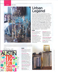 Austin Monthly features Urban Posh Jewelry Boutique