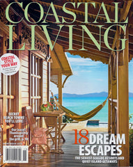 Urban Posh Jewelry in Coastal Living Magazine