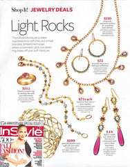 Urban Posh feature InStyle Magazine