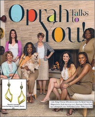 Oprah Wears Urban Posh Jewelry