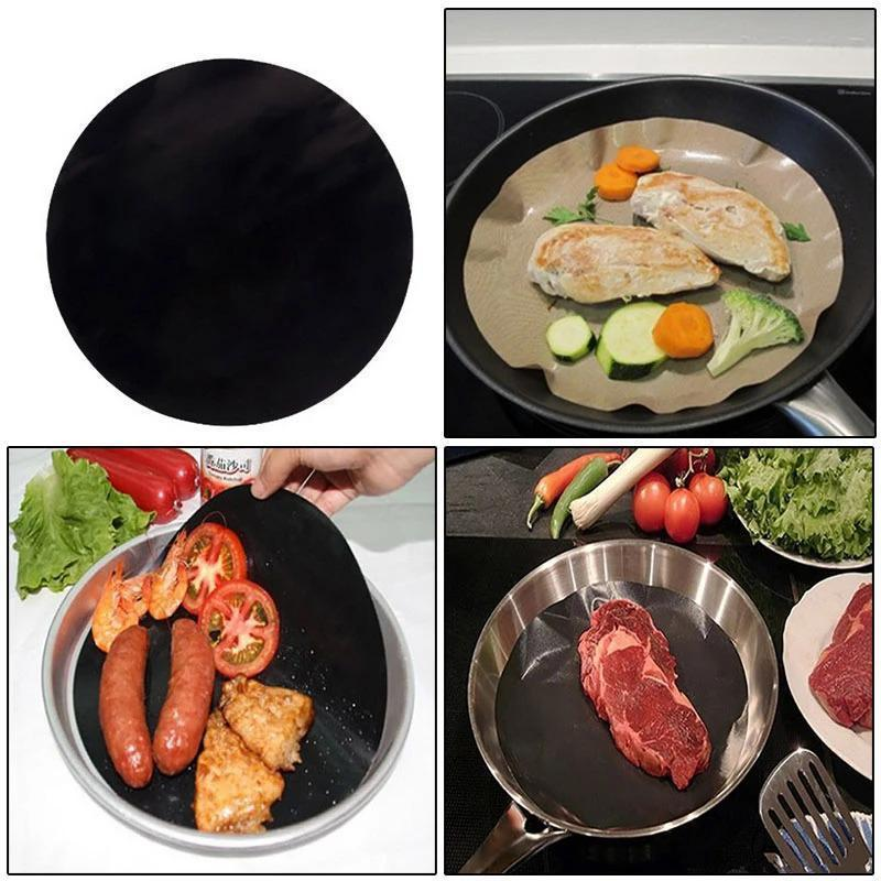 Non-stick BBQ Grill Mat 40 * 33cm&Two/Four/Six Piece(Reusable)