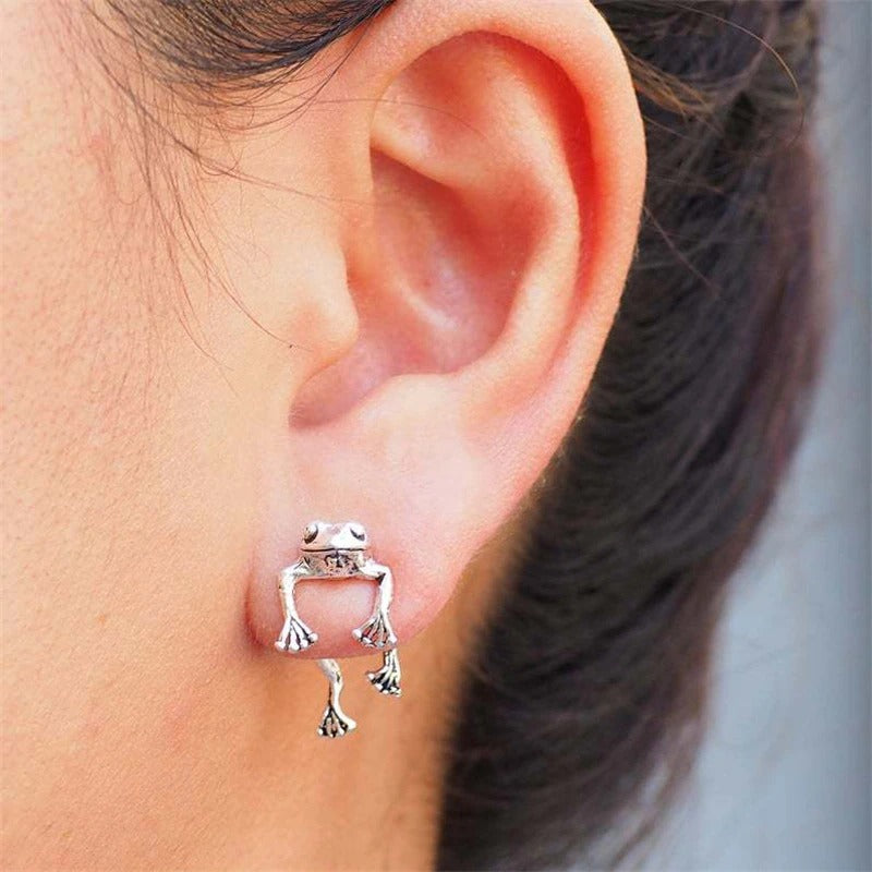 Frog Earrings ™️ | Kikker oorbellen