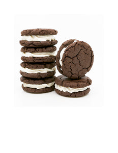 Black and White Cookie Sandwich six pack