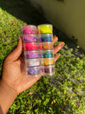 Stackable Makeup Glitter