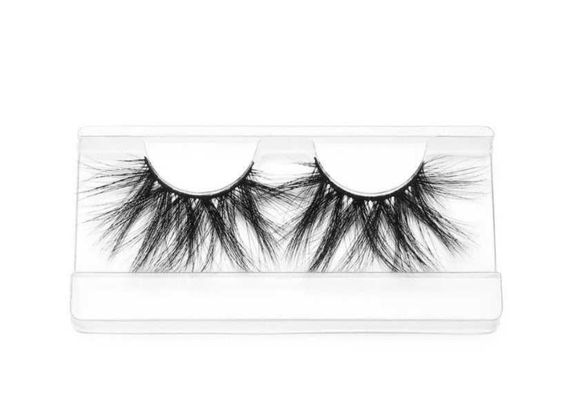 Pretty Please Fluffy Mink Lashes