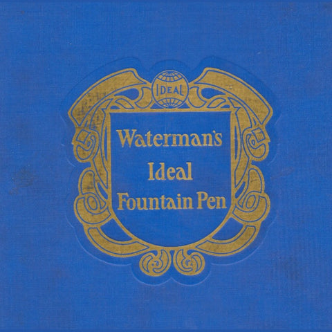 Waterman Ink Sacs and Box Levers