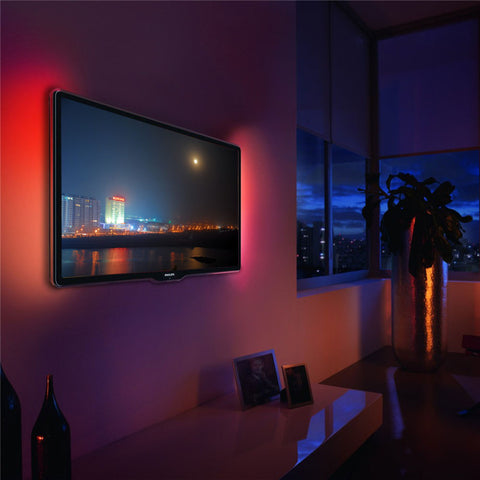Bluetooth RGB Background Lighting for TV (USB)