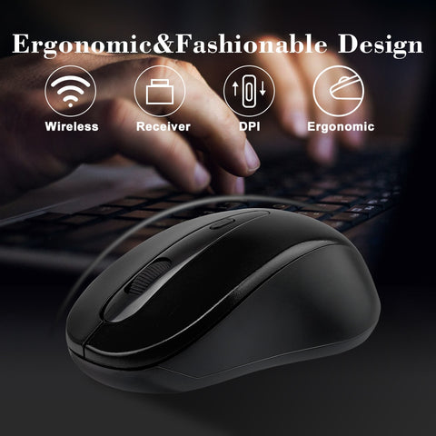 Mini BT Wireless Mouse