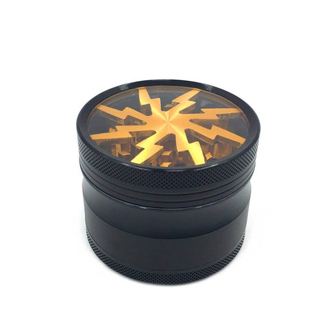 Lightning Alloy Herb Grinder