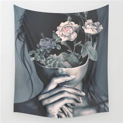 Unique & Artsy Tapestries (5 designs available)