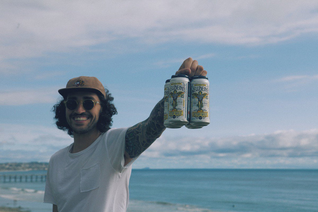 Buoy Hydration and WellBeing Brewing Release WellBeing Victory