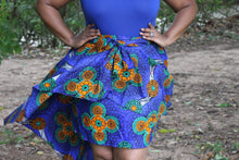 "Load image into Gallery viewer, ""Imani"" Peplum skirt"