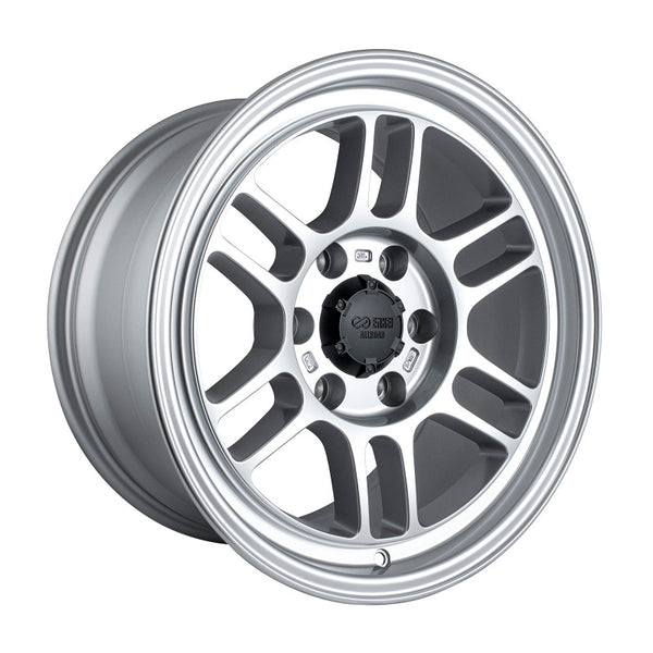 Enkei RPT1 17x9 6x135 Bolt Pattern +12 Offset 106.1 Bore Silver Wheel