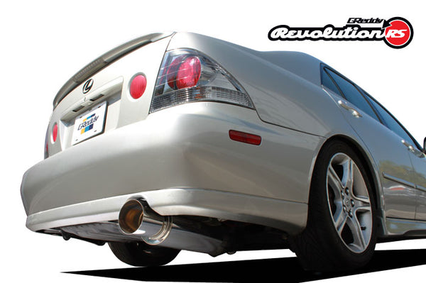 GREDDY REVOLUTION-RS EXHAUST: IS300 01-05