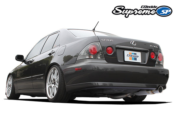 GREDDY SUPREME SP EXHAUST: LEXUS IS300 01-05