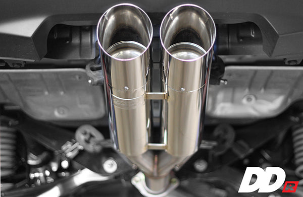GREDDY DD-R EXHAUST - CIVIC SI SEDAN 17-19