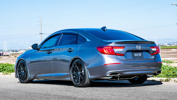Borla 18-19 Honda Accord Sport 2.0L Turbo FWD AT/MT 4DR 2.25in/2.75in S-Type Catback Exhaust