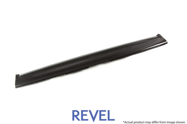 Revel GT Dry Carbon Front Panel (Center) Tesla Model 3 - 1 Piece