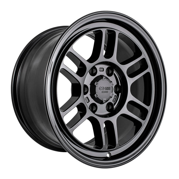 Enkei RPT1 17x9 6x135 Bolt Pattern +12 Offset 106.1 Bore Gloss Black Wheel