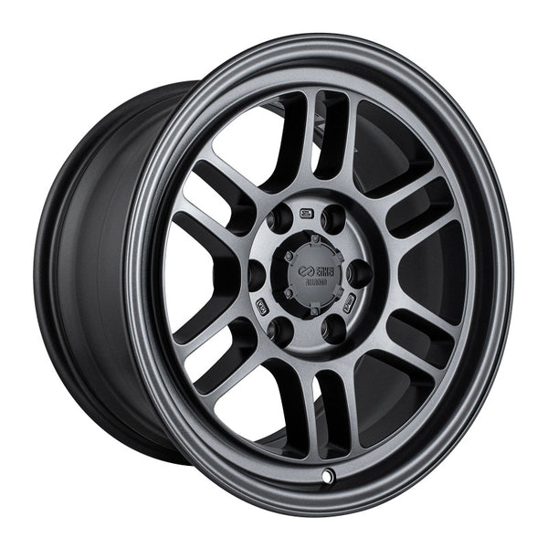 Enkei RPT1 17x9 6x135 Bolt Pattern +12 Offset 106.1 Bore Matte Dark Gunmetallic Wheel