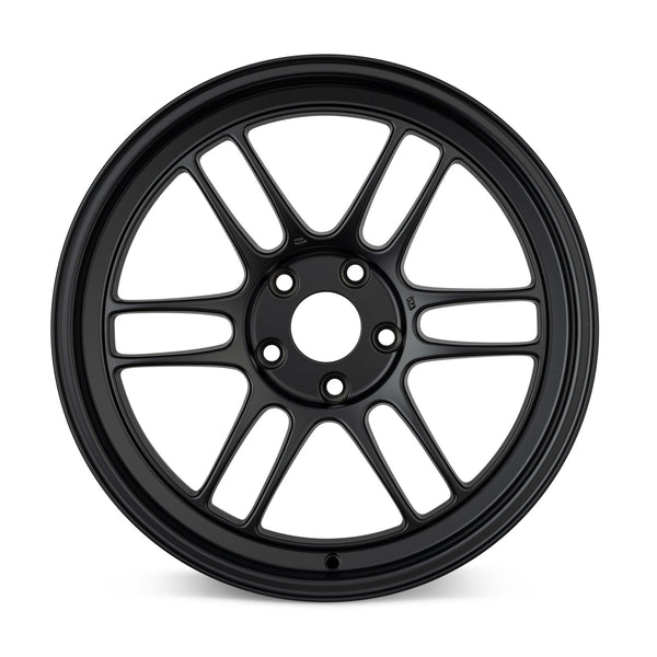 Enkei RPF1 / 18x8.5 / 5x114.3 / +30mm Offset / 73mm Bore - BLACK