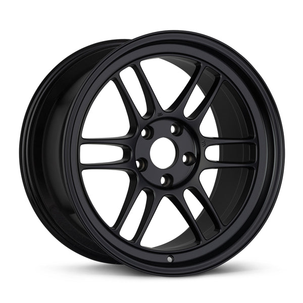 Enkei RPF1 / 18x9.5 / 5x114.3 / +15mm Offset / 73mm Bore - BLACK