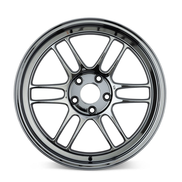 Enkei RPF1 / 18x9.5 / 5x114.3 / +15mm Offset / 73mm Bore - SBC