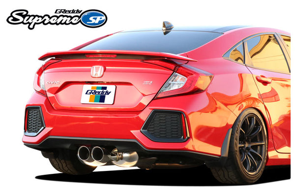 GREDDY SUPREME SP: CIVIC SI SEDAN 17-18