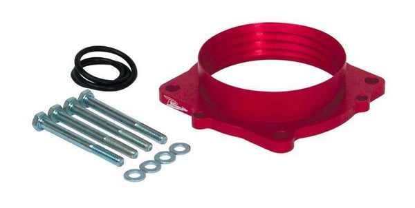 Airaid 05-13 Dodge Charger R/T / 05-08 Magnum / 08-13 Challenger / 06-10 Jeep GC PowerAid TB Spacer