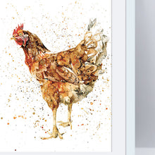 Load image into Gallery viewer, Chicken A4 Print