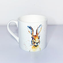 Load image into Gallery viewer, Hare Bone China Mug