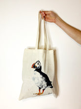 Load image into Gallery viewer, Puffin Tote Bag
