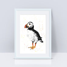 Load image into Gallery viewer, Puffin A4 Print