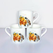 Load image into Gallery viewer, Robin Bone China Mug