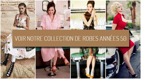 Robes années 50