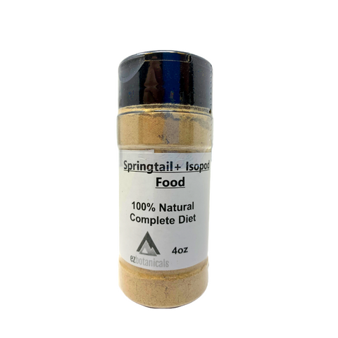 Springtail & Isopod Food 4oz