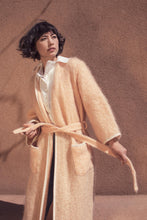 Load image into Gallery viewer, Vintage 1970's French Mohair Robe