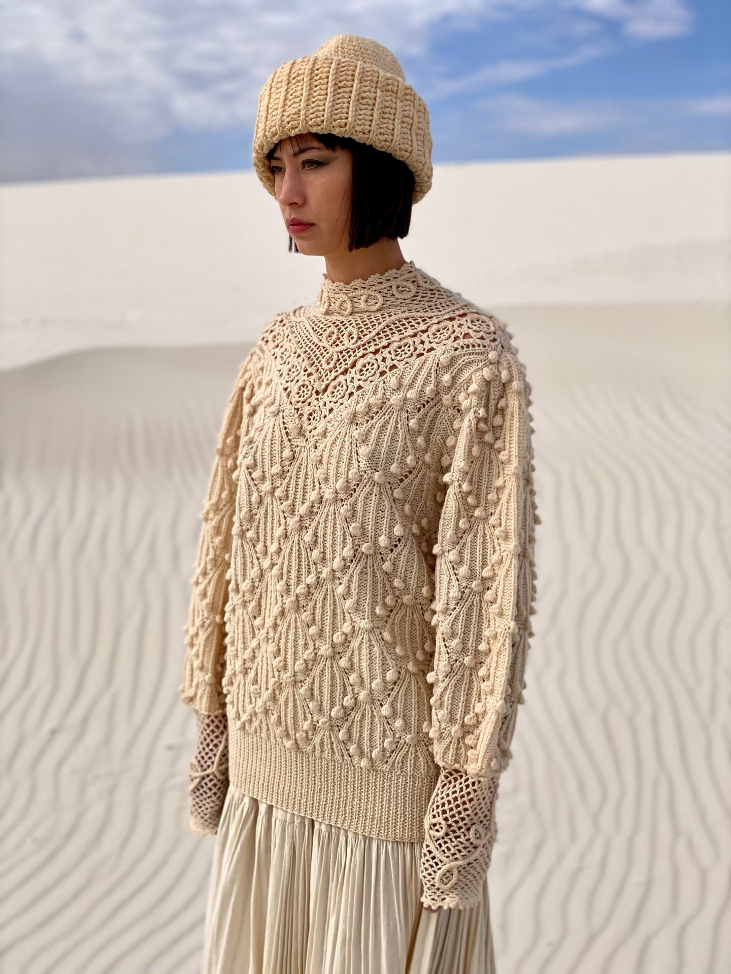 Vintage Tricot Sweater