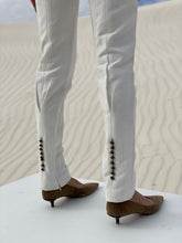 Load image into Gallery viewer, Gianni Versace white Cotton Slacks