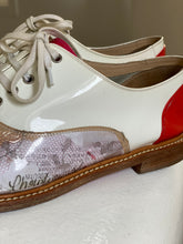 Load image into Gallery viewer, Christian Louboutin Havana Trash Oxfords