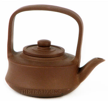 Round Over Handle Teapot