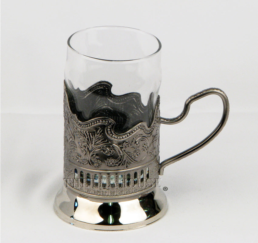 Russian Tea Glass<br />**Sorry - Sold Out**