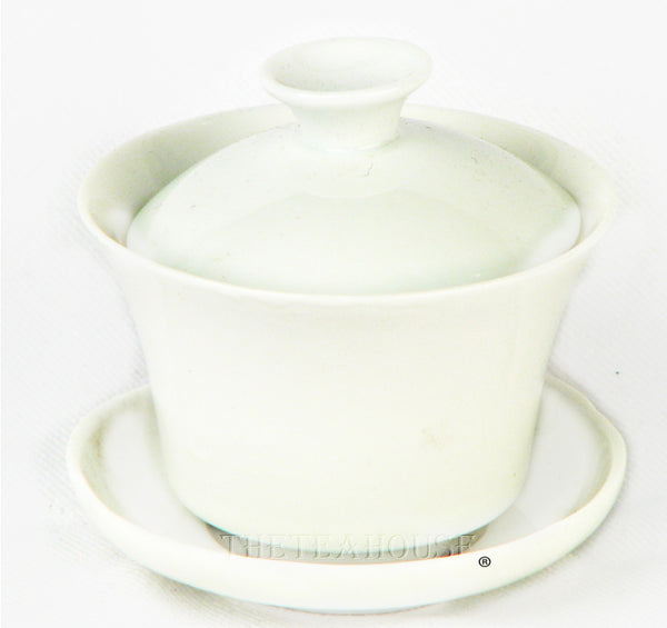 Traditional White Chinese Gaiwan Cup <br />**Sorry - Sold Out**