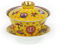 Imperial Yellow Gaiwan