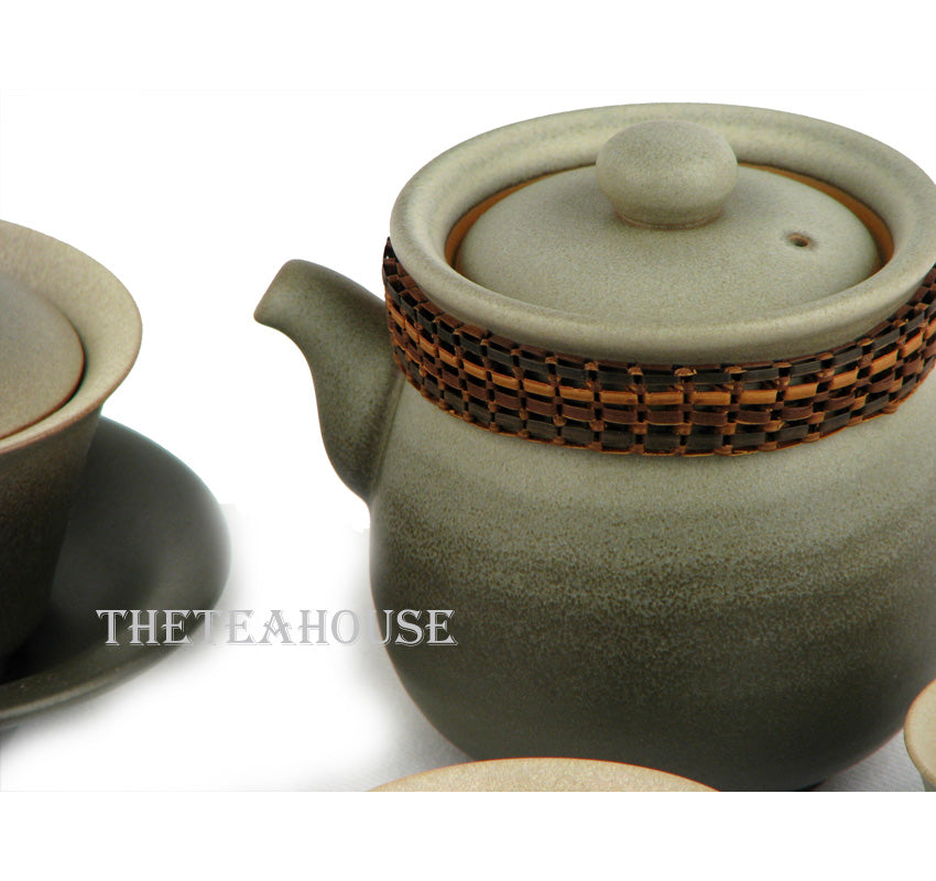Ceramic Gaiwan Tea Set