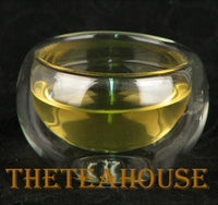 Double Walled Glass Gongfu Cup