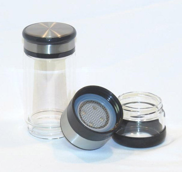 Tea Travel Bottle - Glass