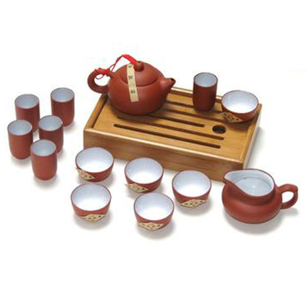 Gongfu Tea Ceremony Set w/ Tray