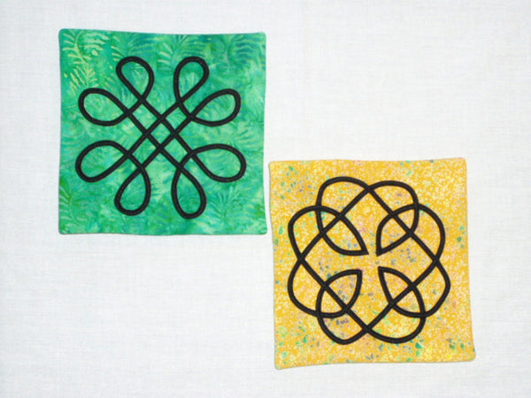 Celtic Knot Hot Pads